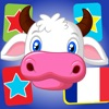 Memoire in French - flashcards for kids