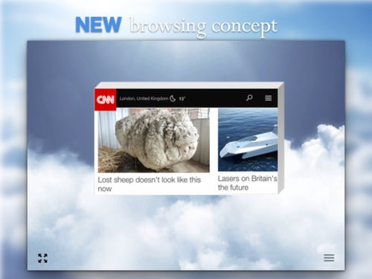 Sky Net Browser