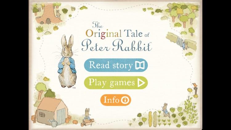The Original Tale of Peter Rabbit screenshot-0