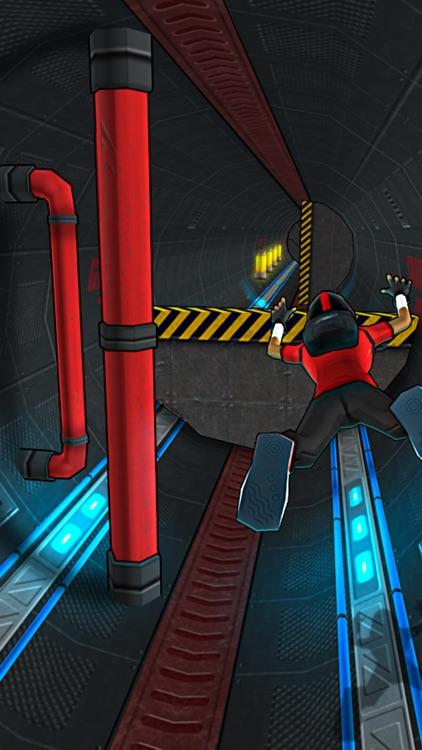 Action-Man Super Hero Rush Run screenshot-3