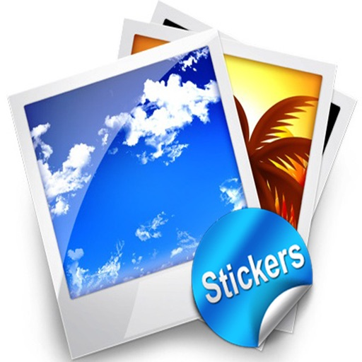 Pimp Your Photo With Stickers