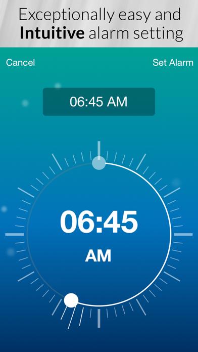 Alarmr - Daily Alarm Clockのおすすめ画像1