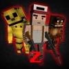 画素 Z ハンター (Pixel Z Hunter) - 3RD PERSON SHOOTING GAME - iPadアプリ