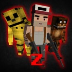 Pixel Z Hunter - 3RD GUN SHOOTING ZOMBIE SURVIVAL GAME icon