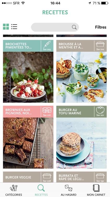 Veggie par Saveurs, plus de 700 recettes végétariennes pour se faire plaisir