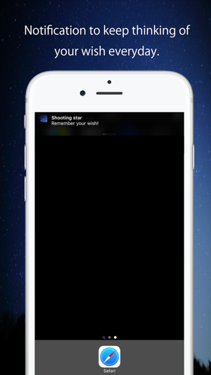 wish upon a shooting star on the app store