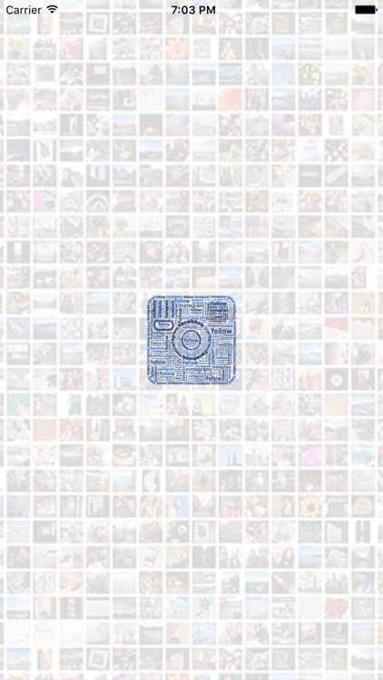 Social Analyser - Detailed follower report app image