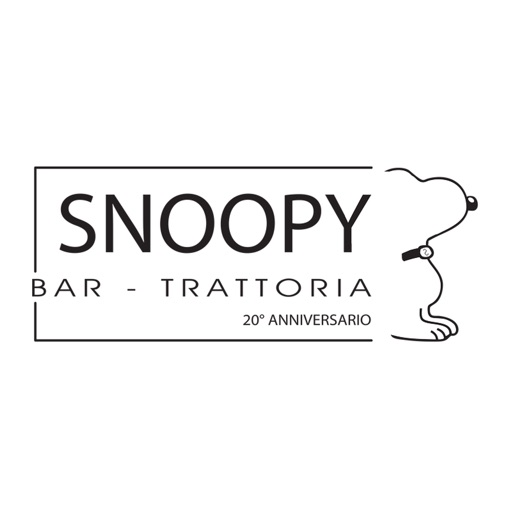 Snoopy Bar Chiampo Icon