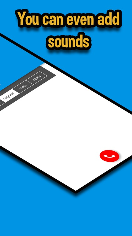 Funcall - Voice Changer & Rec screenshot-4
