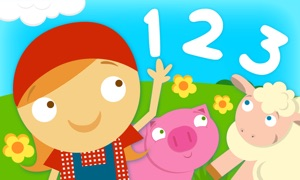 Animal Math Preschool Math Games for Kids Free App