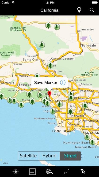 California State Parks & Recreation Areas screenshot-4