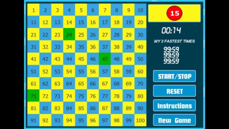 Number Board screenshot-3
