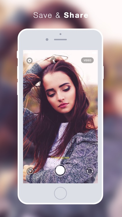 GIFYme - Crea vídeos en bucle y gifs con increíbles filtros para Whatsapp e Instagram screenshot-4