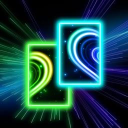 Neon Wallpapers & Backgrounds for iPhone,iPad,iPod