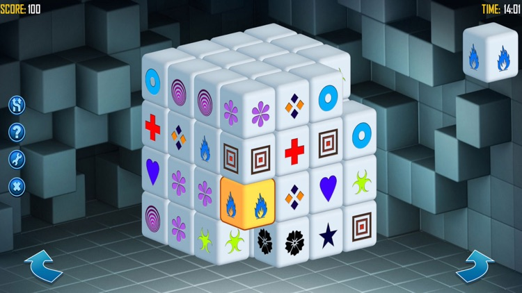 Mahjong Dimensions - Match The Tiles