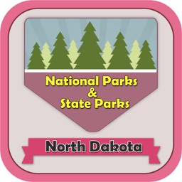 North Dakota - State Parks & National Parks