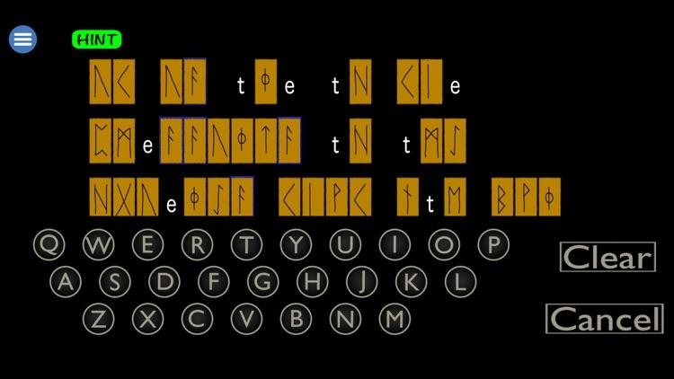 Runic Cryptogram