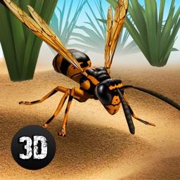 Wasp Life Simulator 3D Full