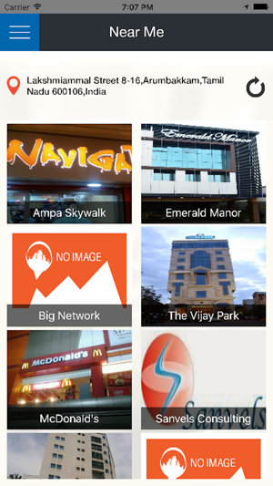 City Spot on the App Store