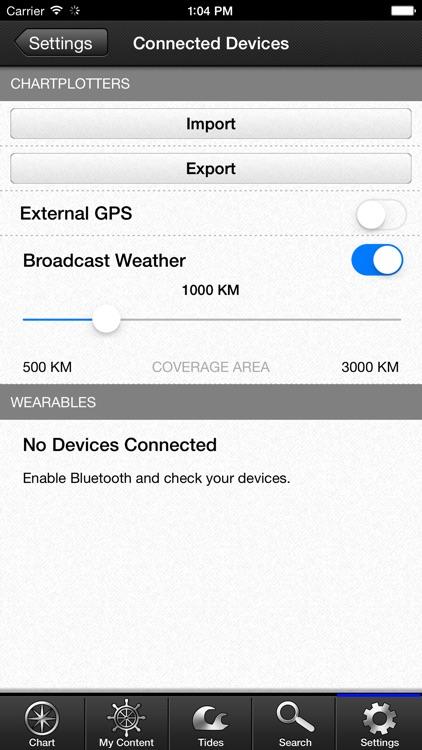 Garmin BlueChart® Mobile screenshot-3