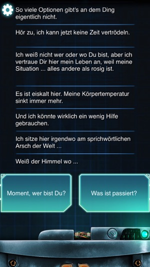 "300x0w ""Lifeline – Das Experiment"" als Gratis iOS App der Woche Apple iOS Entertainment Games Software Technology"