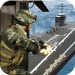 Battleship Sniper 3D - Super Warship War