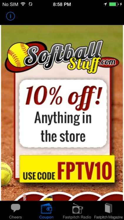 Popular SoftballJunk Coupon Codes