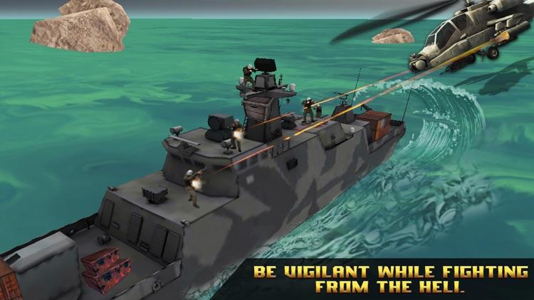 Pirates Chase : kill or Capture the sea smugglers screenshot-4