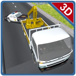 3D Tow Truck – Extreme lorry driving & parking simulator game