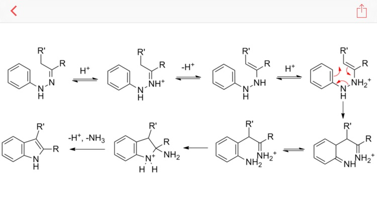 Organic Reaction - Name Reaction screenshot-3