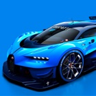 Supercars Live Wallpapers icon