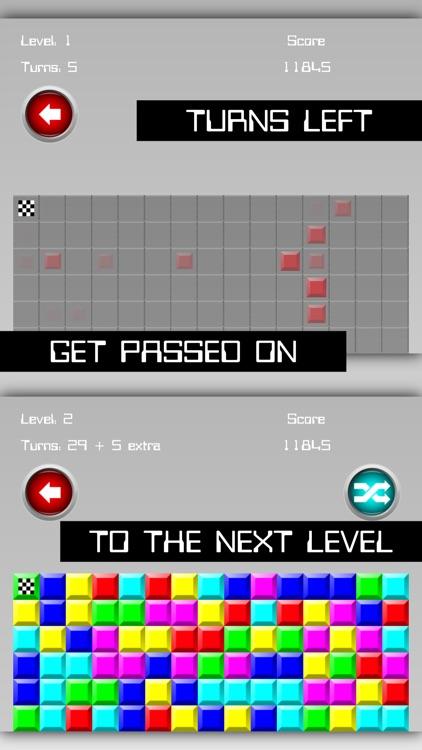Color Flood Matrix screenshot-3