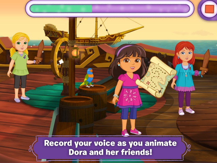 Dora and Friends HD screenshot-3