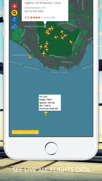 Air Tracker Pro - Live Flight Tracking & Status