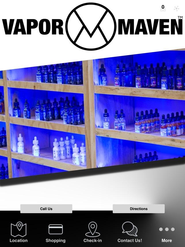 Vapor Maven on the App Store