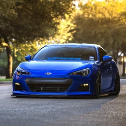 HD Car Wallpapers - Subaru BRZ Edition