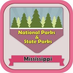 Mississippi - State Parks & National Parks