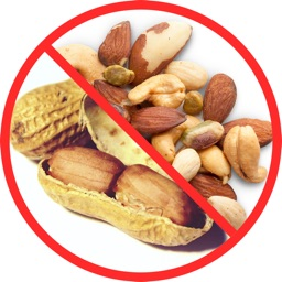 Nuts & Peanuts Allergy Translation Travel Card