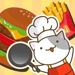 ねこのハンバーガー屋さん