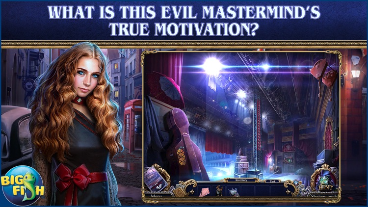 Mystery Trackers: Paxton Creek Avengers - A Mystery Hidden Object Game (Full) screenshot-0