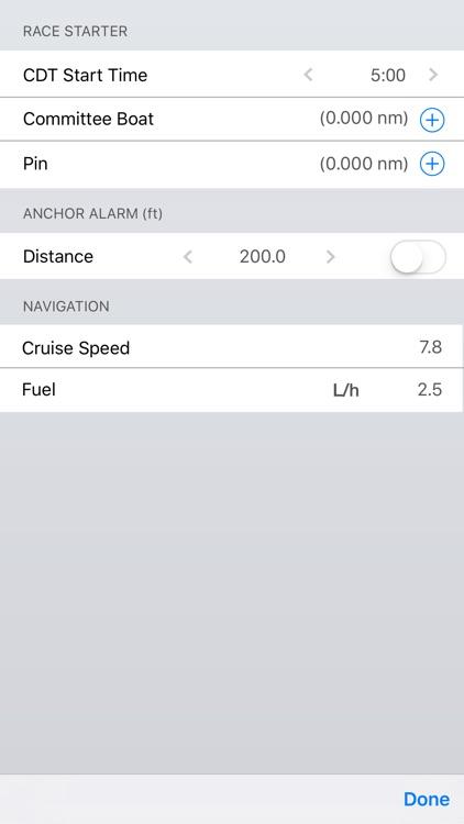 Marine Instrument Display screenshot-3