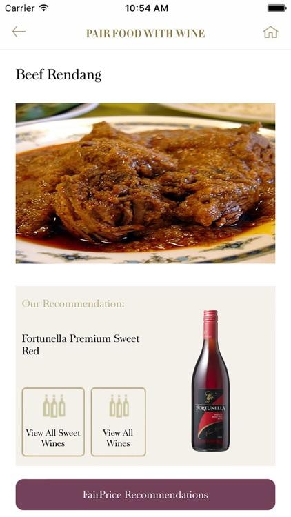 Wine Pairing App screenshot-3