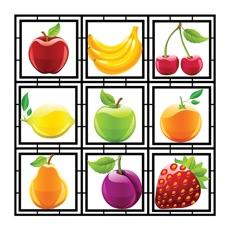 Activities of One Block Fruit Sudoku