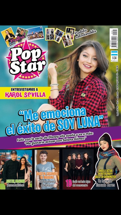 Pop Star (revista)