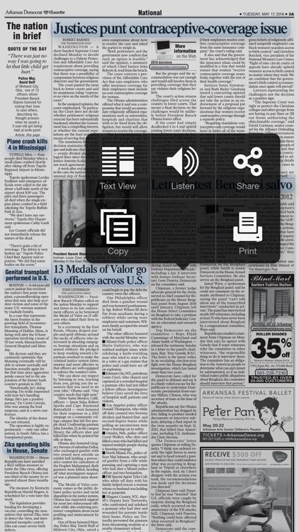 Arkansas Democrat-Gazette
