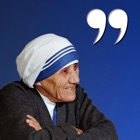 Mother Teresa Quotes - Peace begins with a smile. icon