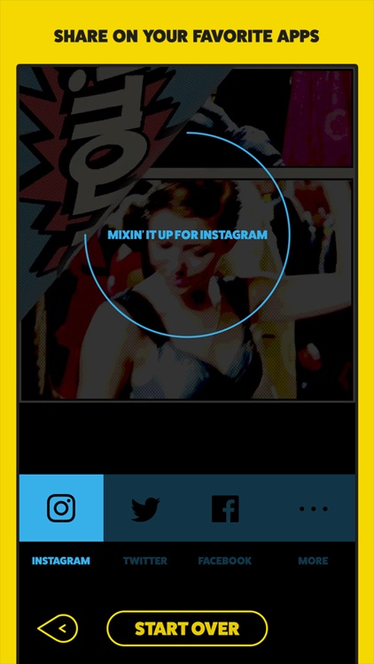 Mixatron by Funny Or Die - Remix Your Videos With Video Filters screenshot-4