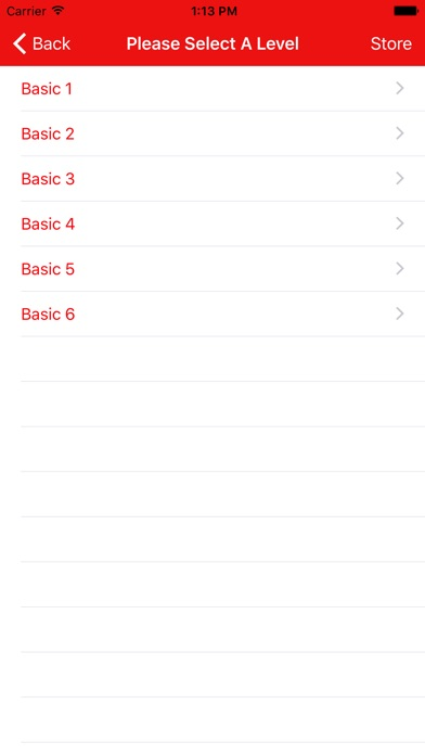 Basic 1-6 screenshot1