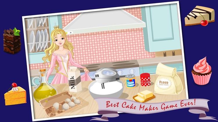 Make A Birthday Cake A Free Girl Game On Girlsgogames Com