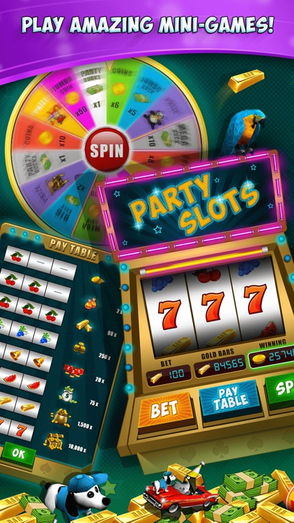 Coin Party: Carnival Pusher screenshot-2